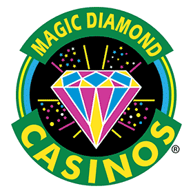 MAGIC DIAMOND CASINOS Vector Logo's thumbnail