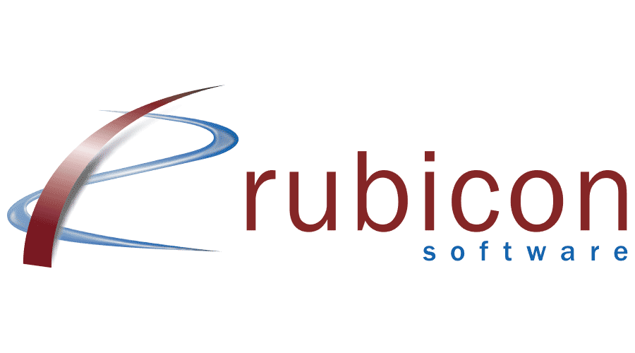 Rubicon Software Vector Logo