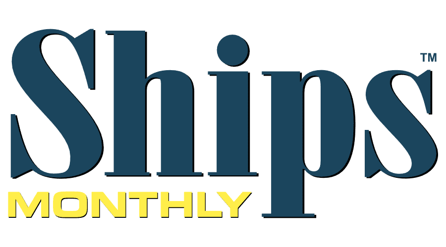 Ships Monthly Vector Logo