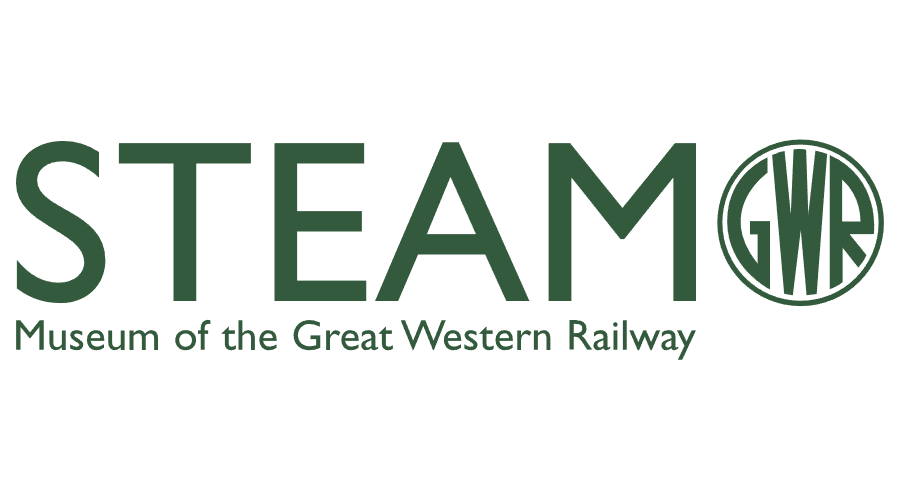 Steam Museum Of The Great Western Railway Vector Logo Free