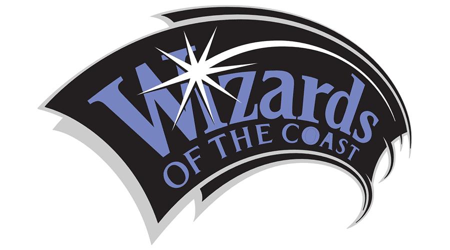 WIZARDS OF THE COAST GAMES Vector Logo