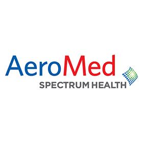 Aero Med Spectrum Health Vector Logo's thumbnail