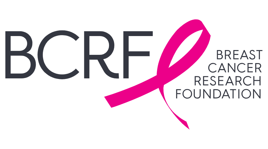 BREAST CANCER RESEARCH FOUNDATION (BCRF) Vector Logo