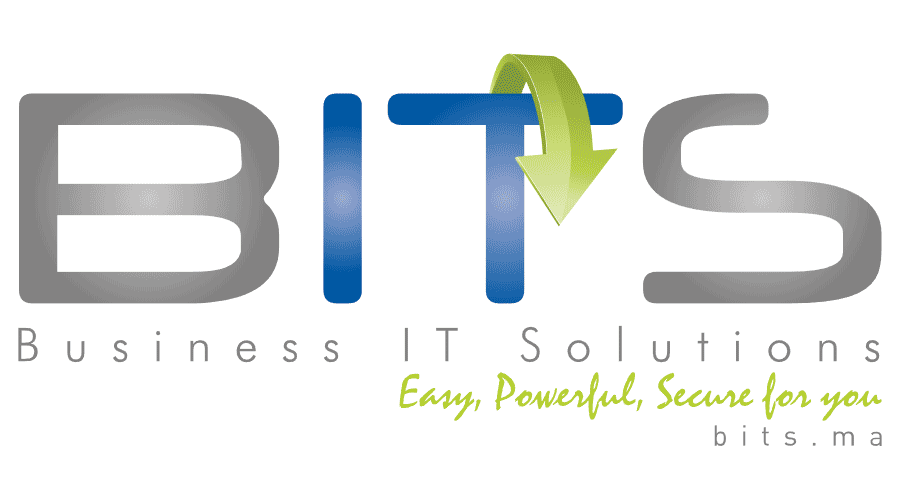 Business IT Solutions Vector Logo