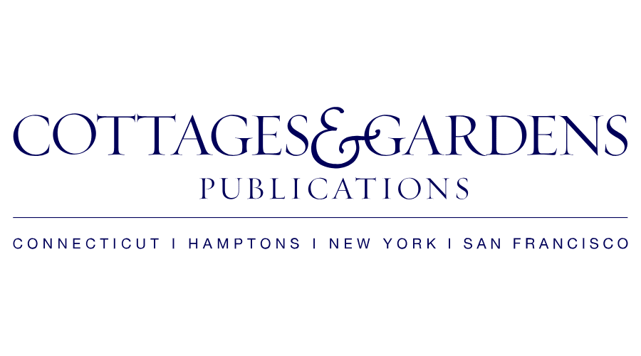 Cottages & Gardens Publications Vector Logo