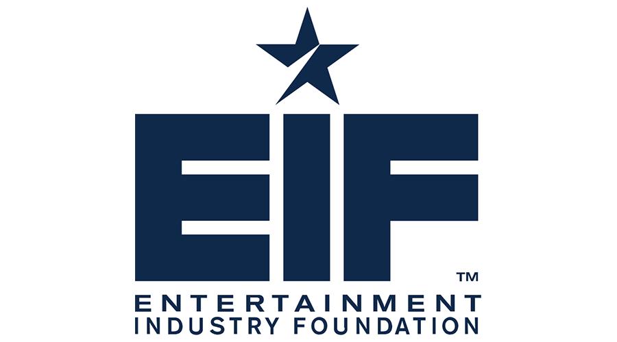 EIF | Entertainment Industry Foundation Vector Logo