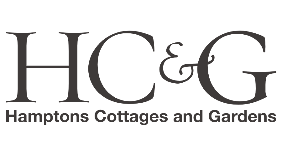 HC&G Hamptons Cottages and Gardens Vector Logo