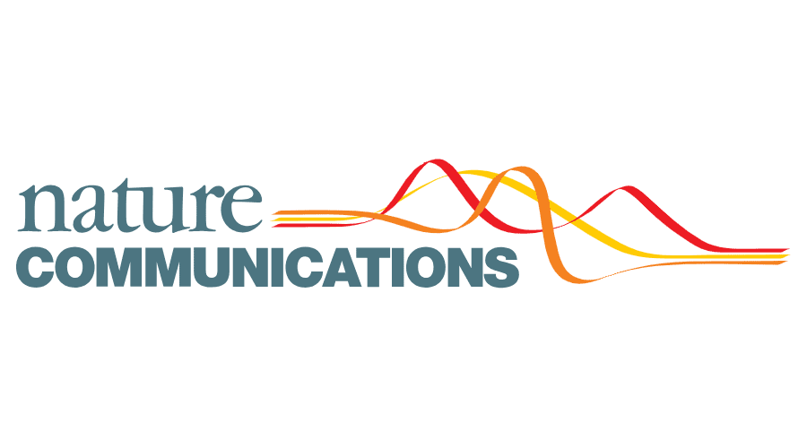 Nature COMMUNICATIONS Vector Logo