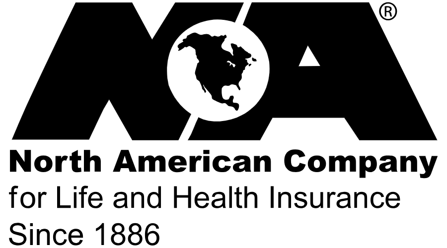 North American Company for Life and Health Insurance Vector Logo