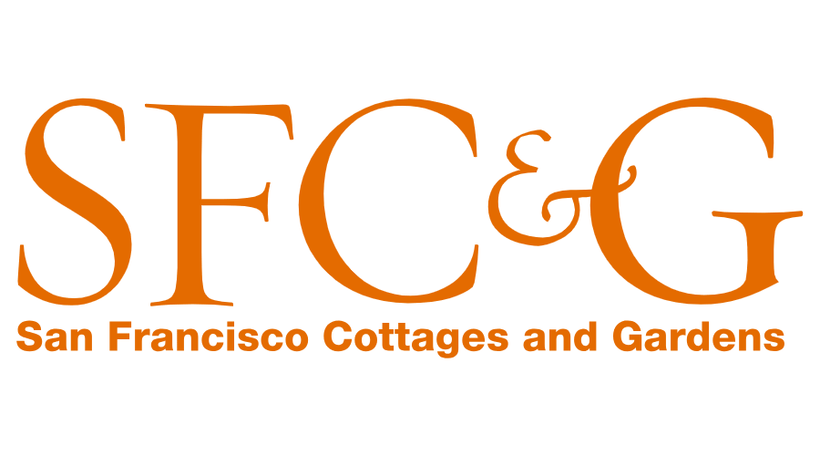 SFC&G San Francisco Cottages and Gardens Vector Logo