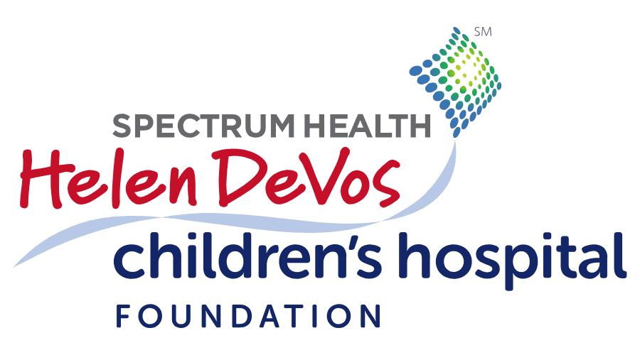 Spectrum Health Helen DeVos Children's Hospital Foundation Vector Logo