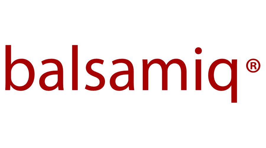 Balsamiq Vector Logo