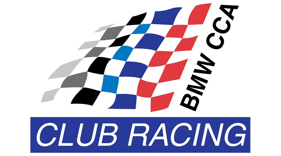 BMW CCA Club Racing Vector Logo