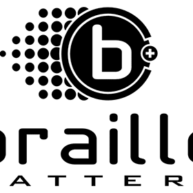 Braille Battery Vector Logo's thumbnail