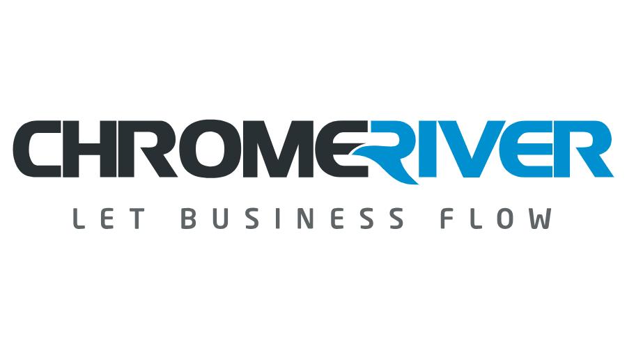 chrome river vector logo free download svg png format seekvectorlogo com seek vector logo