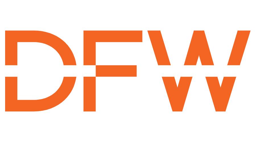 Dallas Fort Worth (DFW) Airport Vector Logo