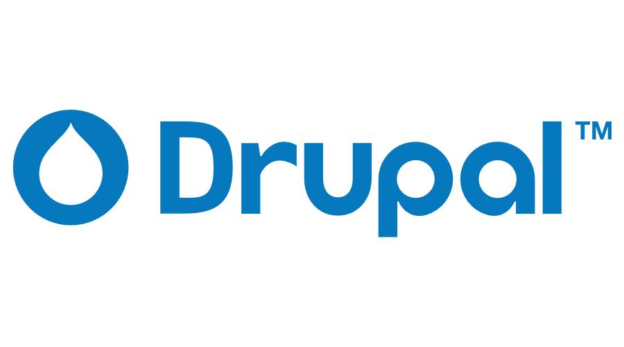 Drupal Vector Logo