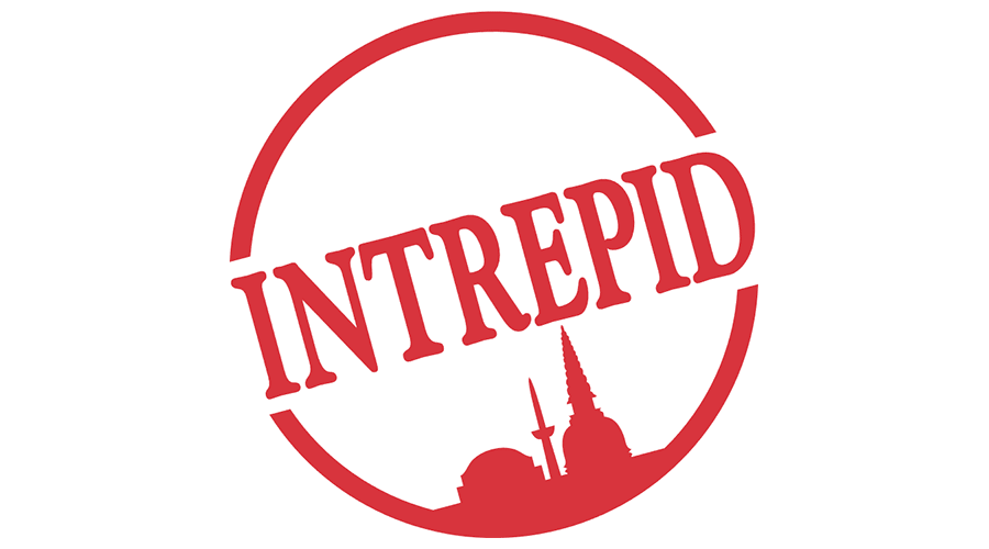 Intrepid Travel Vector Logo