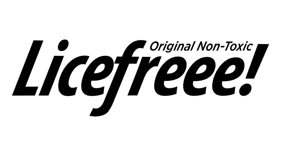 Licefreee! Original Non-Toxic Vector Logo