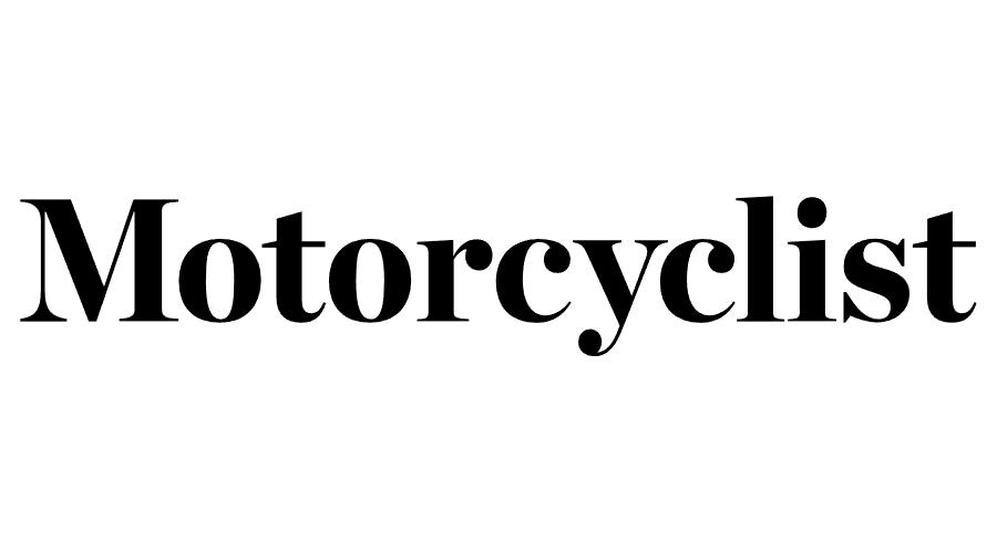 Motorcyclist Vector Logo