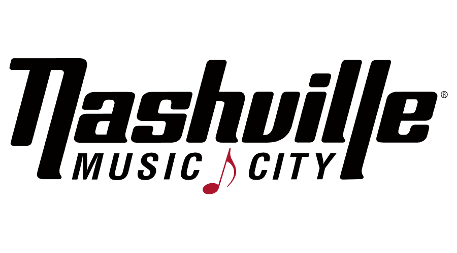 Nashville Music City Vector Logo