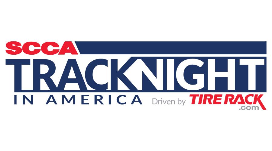 SCCA Track Night in America Vector Logo