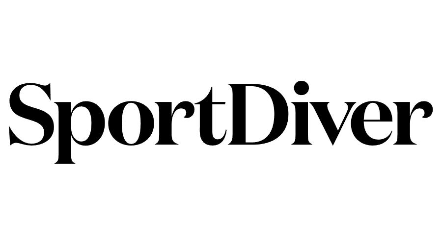Sport Diver Magazine Vector Logo