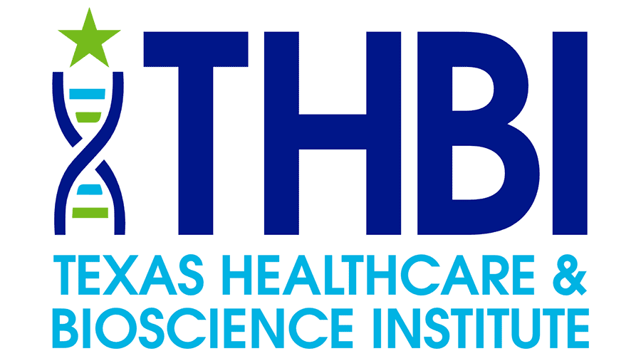 Texas Healthcare and Bioscience Institute (THBI) Vector Logo