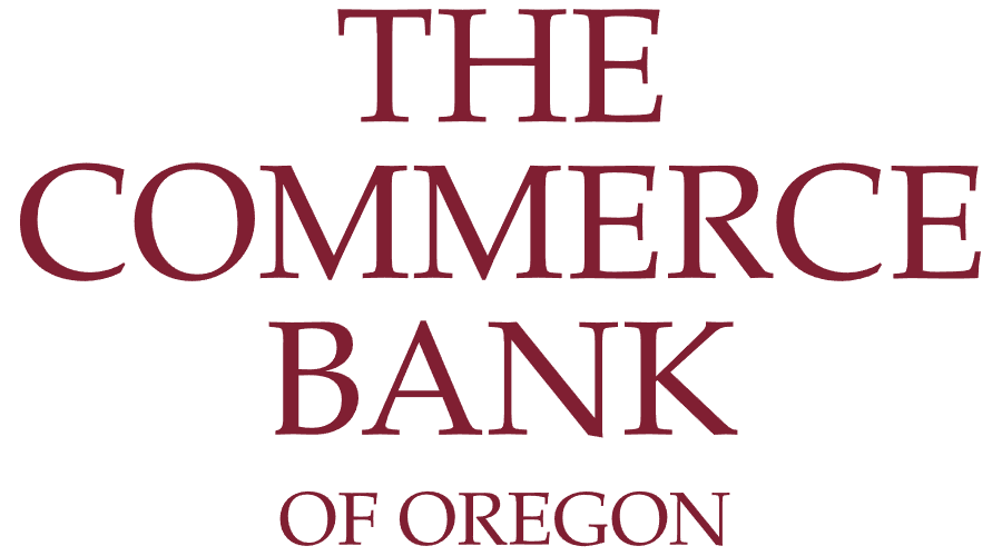 The Commerce Bank of Oregon Vector Logo