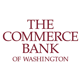 The Commerce Bank of Washington Vector Logo