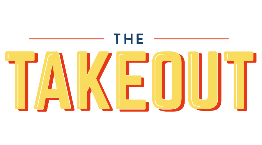 The Take Out Vector Logo