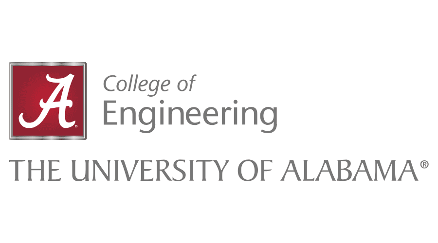 The University of Alabama College of Engineering Vector Logo