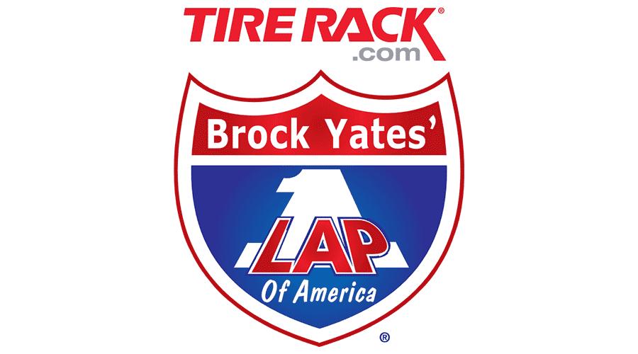 Tire Rack Brock Yates One Lap of America Vector Logo