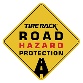 Tire Rack Road Hazard Protection Vector Logo