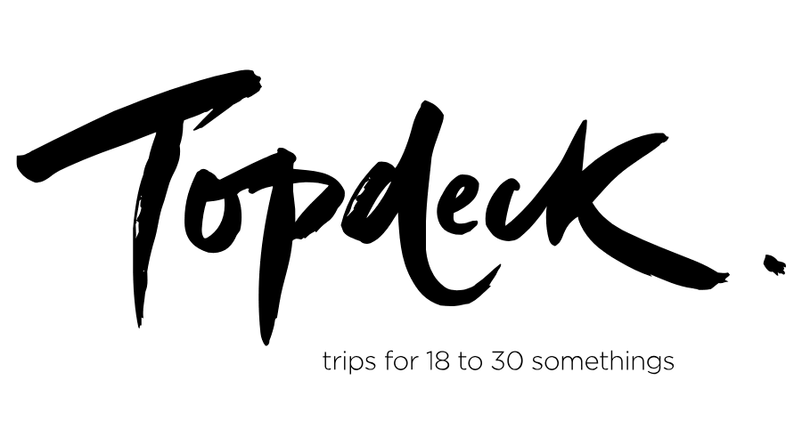 Topdeck Vector Logo