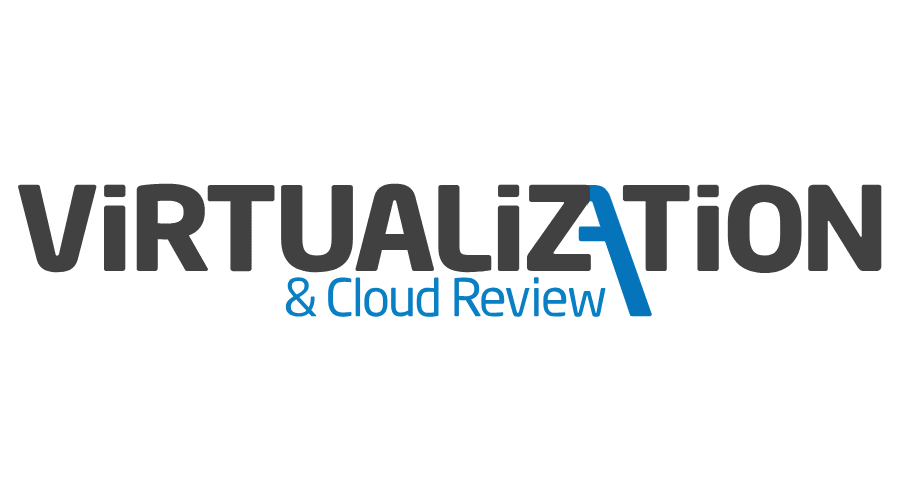 Virtualization & Cloud Review Vector Logo