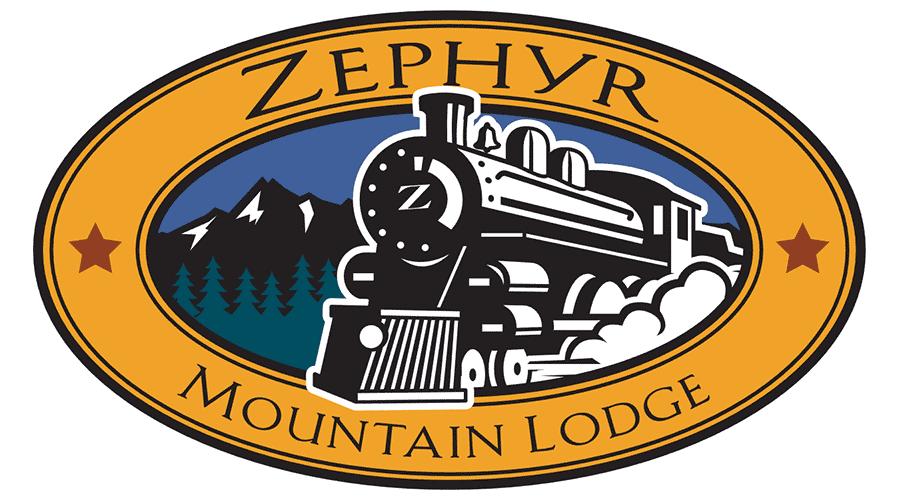 Zephyr Mountain Lodge Vector Logo