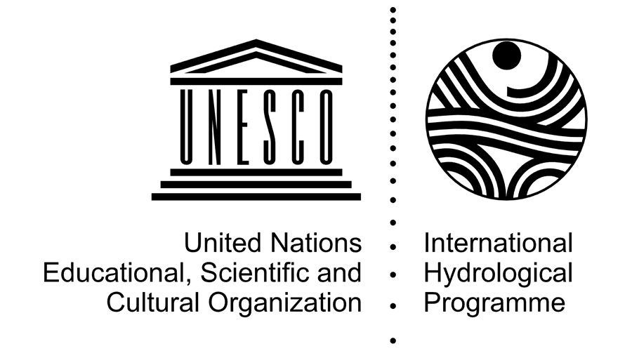 UNESCO International Hydrological Programme Vector Logo