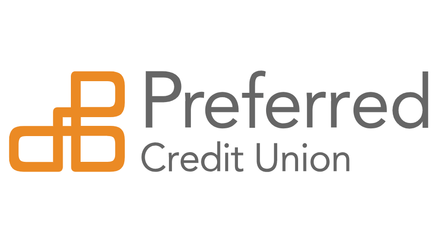 PREFERRED CREDIT UNION logo