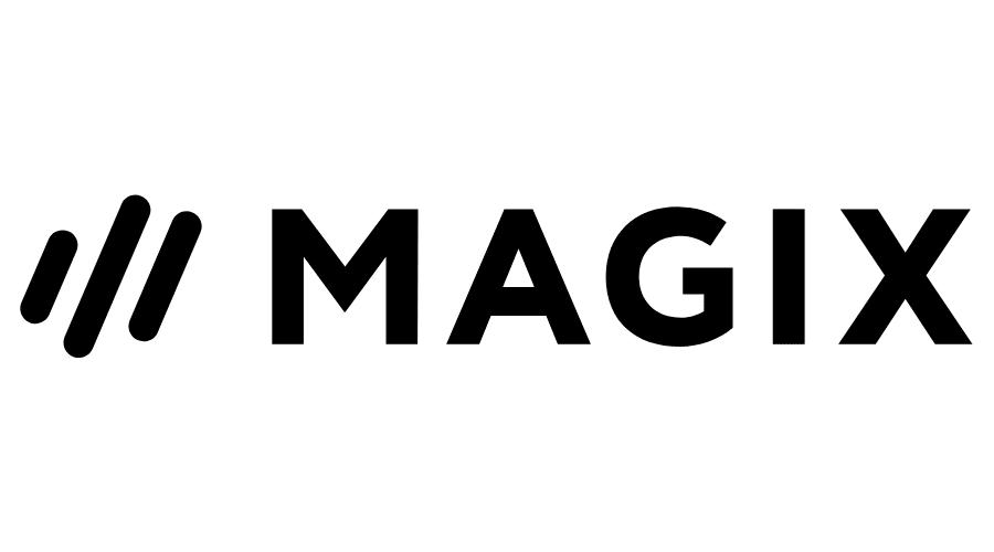 MAGIX Software Vector Logo | Free Download - (.SVG + .PNG) format -  SeekVectorLogo.Com