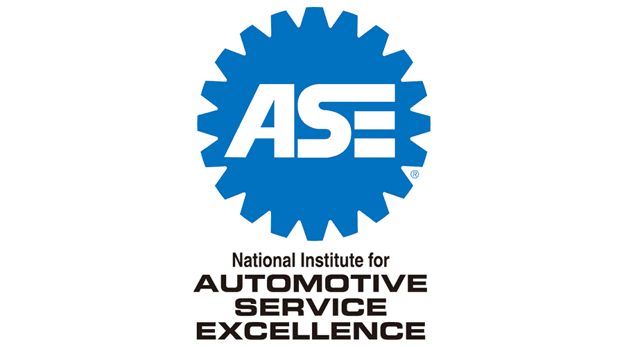 excellence institute national ase automotive seekvectorlogo