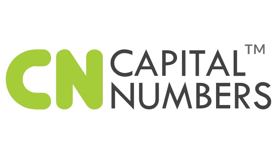 Capital Numbers Vector Logo | Free Download - (.SVG + .PNG) format - SeekVectorLogo.Com