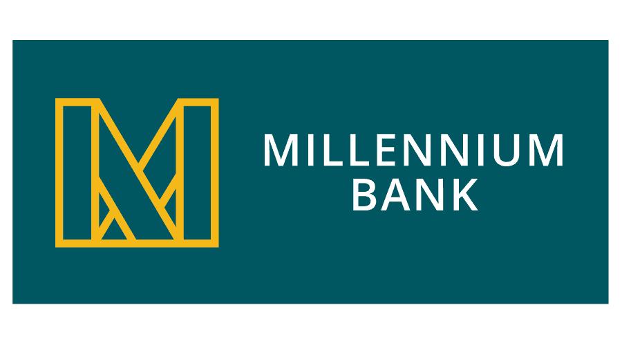 millennium bank polen bic